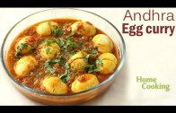 Andhra Egg Curry – Ventuno Home Cooking
