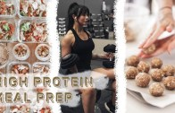 MEAL PREP FOR FITNESS – High Protein EASY Meals