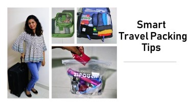 Smart Travel Packing Tips – How To Pack A Suitcase