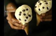 vanilla ice cream recipe – homemade ice cream recipe