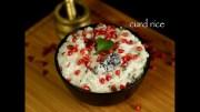 curd rice recipe – mosaranna recipe – thayir sadam recipe