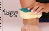 4 Clever Life Hacks You Need To Try Right Now