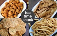 4 easy tea times snacks recipe – quick evening snacks recipes – light evening snacks