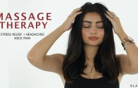 Massage To Relieve Stress – Headache And Neck Pain