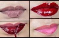 काले होंठों को १० मिनट में गुलाबी बनाने वाला नुस्खा – How To Lighten Dark Lips &amp – Get Soft Pink Lips