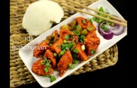 idli manchurian recipe – idly manchurian recipe – leftover idli recipes