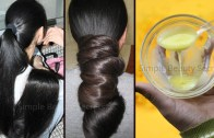 *Just 2 INGREDIENTS* &amp – I Promise Your Hair Will Never Stop Growing – Grow Long Hair, Thicker Hair
