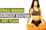 Sonali Bendre Workout Routine & Diet Plan – Health Sutra – Best Health Tips