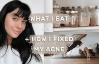 Full Day of Healthy Eating – Curing Hormonal Acne Naturally