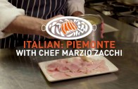 Italian Piemonte with chef Marzio Zacchi – UFS Academy Culinary Training App