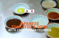 Japanese Tonkatsu &amp – Udon with chef Jushan Ferdous – UFS Academy Culinary Training