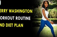 Kerry Washington Workout Routine & Diet Plan – Health Sutra – Best Health Tips