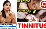 Tinnitus Causes- Effects &amp – Treatment – Sudden Deafness – Ear wax – ENT Specialist – Dr Anunya Reddy