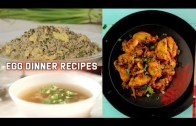 3 Easy Egg – Dinner Recipes – Egg Recipes – HomeCookingShow