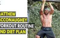 Matthew McConaughey Workout Routine & Diet Plan – Health Sutra – Best Health Tips