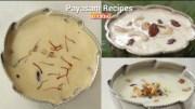 Payasam recipes – Ventuno Home Cooking