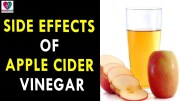 5 Side Effects Of Apple Cider Vinegar – Health Sutra – Best Health Tips