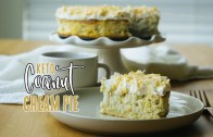 Coconut Cream Pie – Low Carb Pie Recipe