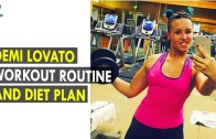 Demi Lovato Workout Routine &amp – Diet Plan – Health Sutra – Best Health Tips
