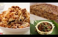 Mutton Recipes Compilation – Mutton Pepper masala – Keema Biryani & Paratha