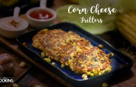 Corn Cheese Fritters – Sweetcorn Fritters Recipe