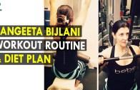 Sangeeta Bijlani Workout Routine & Diet Plan – Health Sutra – Best Health Tips