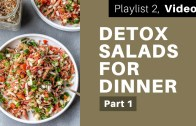 Satvic Salads for Dinner pt.1 – Subah Jain