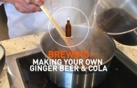 Brewing skills – ginger beer and cola – UFS Academy Culinary Training App