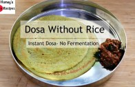 Gluten Free Instant Quinoa Dosa Recipe – Healthy Quinoa Recipes – Skinny Recipes To Lose Weight Fast