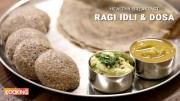 Healthy Breakfast – Ragi Idli & Dosa