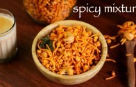 mixture recipe – south indian mixture recipe – how to make spicy kerala mixture
