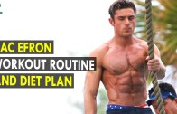 Zac Efron Workout Routine &amp – Diet Plan – Health Sutra – Best Health Tips