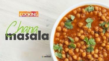 Chana Masala – Ventuno Home Cooking – VEGAN