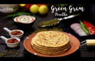 Green Gram Paratha – Moong Paratha – Healthy Recipe