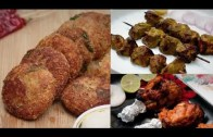 Kebab Recipes Compilation – Tangri &amp – Shammi Kebab – Hariyali Chicken