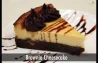 Brownie Cheesecake – Cake Recipes – Sanjeev Kapoor Khazana