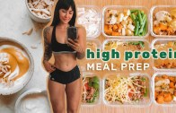 MEAL PREP – Simple &amp – Fast HIGH PROTEIN meals for fat loss