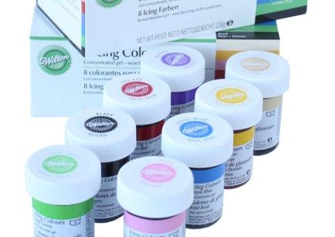 colorant alimentaire gel - Colorant Alimentaire En Gel