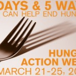 Hunger Action Week: Can you eat for $3 a day?