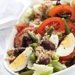 Recipe: Salade Niçoise