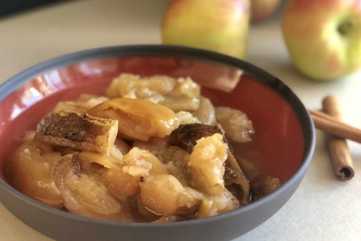 Instant Pot™ Stewed Apples