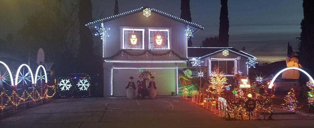 2017 Christmas Display