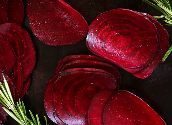 Beet chips by Minimalist Baker