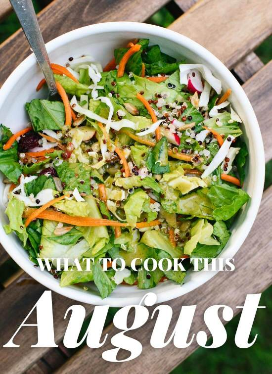Learn what's in season this month at cookieandkate.com!