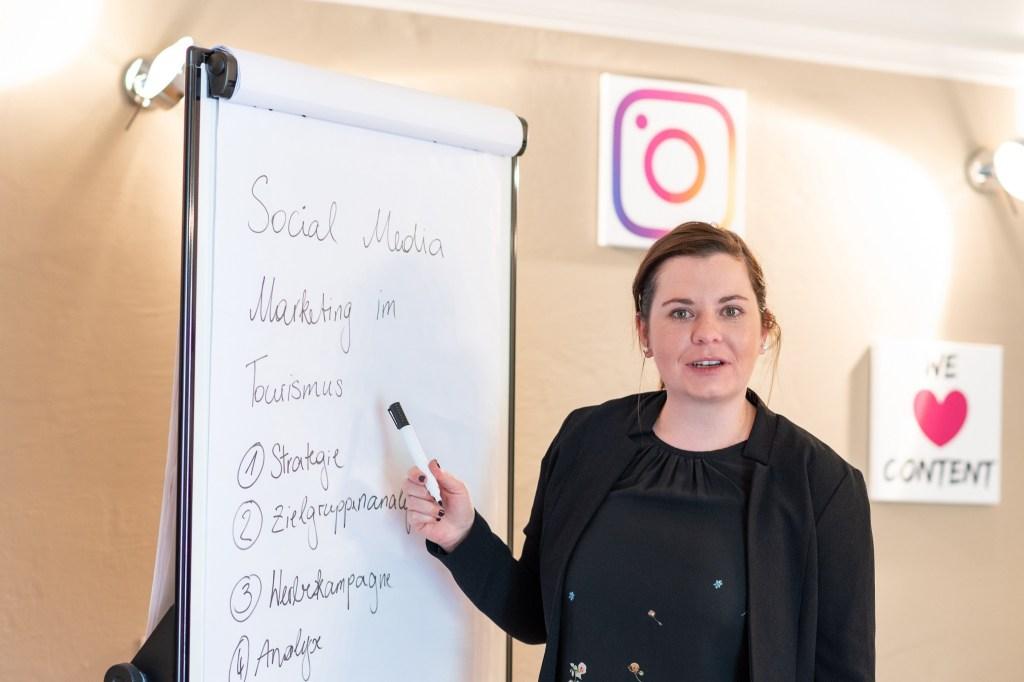 Facebook und Instagram Seminare
