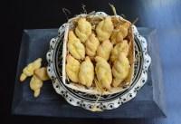 Tarallo koekje uit Italië
