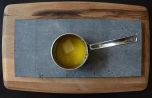 kaerakupsised boter smelten