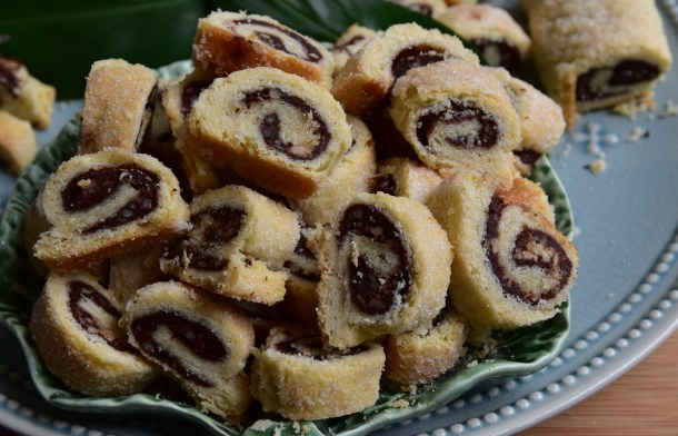 chocolade gemberkoekje Guyana pine tart koekje