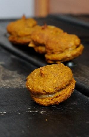 biscuit bio carotte macaron
