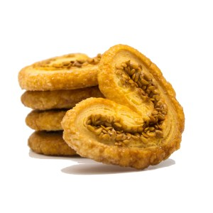 Golden Flaxssed Palmier